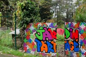jardin partagé Helmet quartier durable